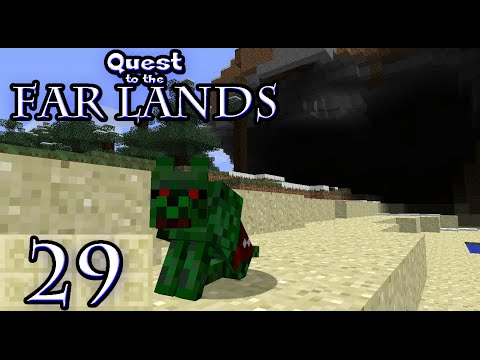 Quest to the Far Lands S1E29 - Cable Technician