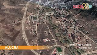 Uydudan Alucra ve Mahalleleri Resimi