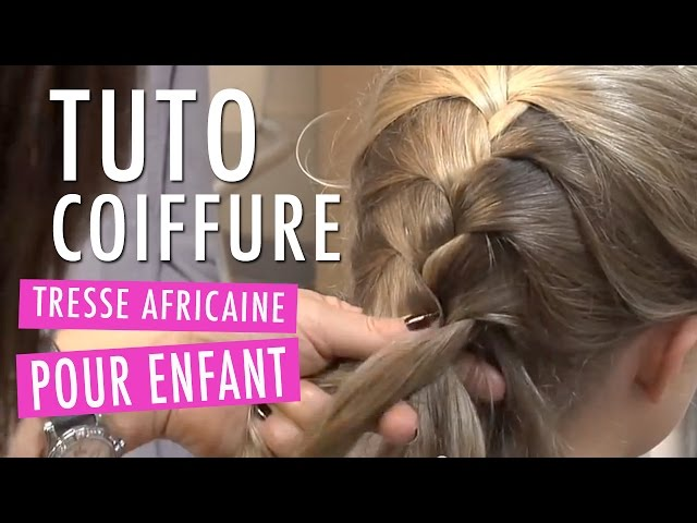 Tuto Coiffure Videos Tresses Faciles L Express Styles