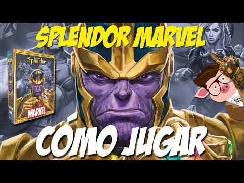 Splendor Marvel: Cómo Jugar/Tutorial