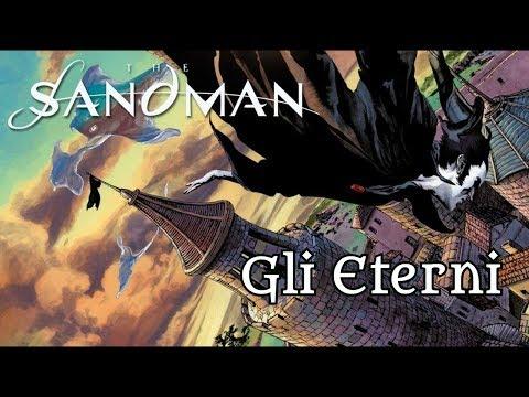 Sandman LORE - Gli Eterni