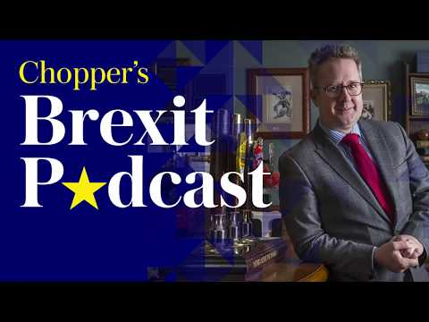 Chopper's Brexit Podcast: Brextensions And Birthday Cake With Liz Truss