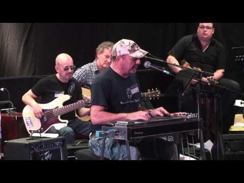 Irish Steel Guitar Festival 2015  'Mickey does Willie'