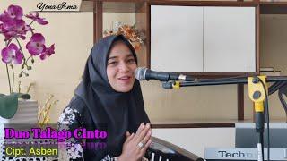 Yona Irma - Duo Talago Cinto || Dendang Remix Minang