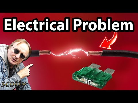 How to Fix Electrical Problems in Your Car (Ground Fault)