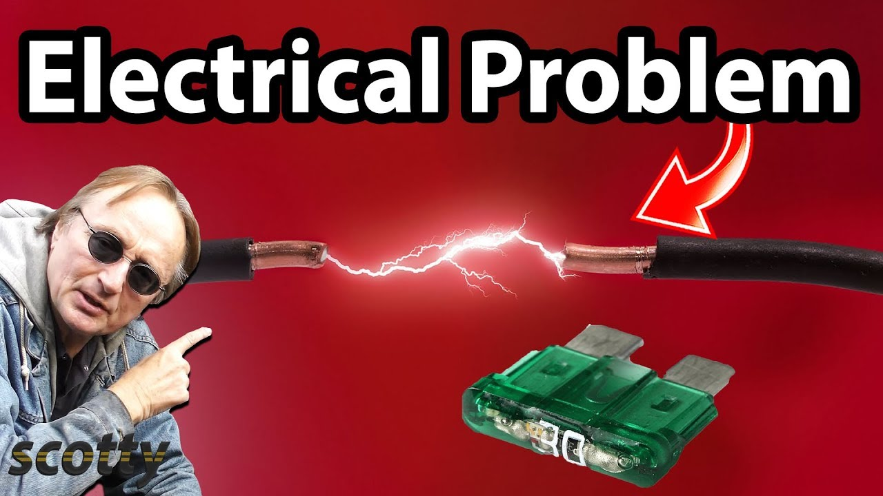 How To Fix Electrical Problems In Your Car Ground Fault Youtube Troubleshooting Wiring And For Ignition Switch