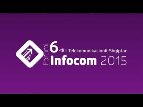 6th InfoCom Albania 2015 TV Spot