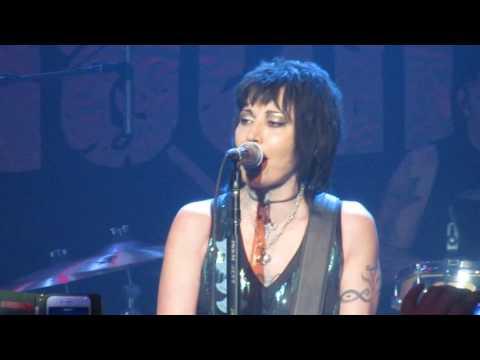 "Joan Jett & the Blackhearts  - ""Bad Reputation"" - Ct Basie Theatre, Red Bank, NJ - 1/13/17"