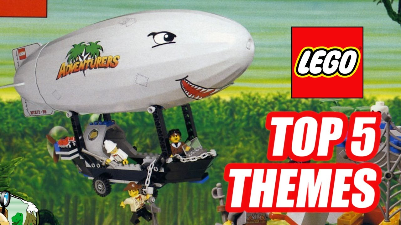 Top 5 LEGO Themes That Deserve a Reboot! Bionicle?