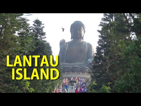 Hong Kong Vlog: Lantau Island