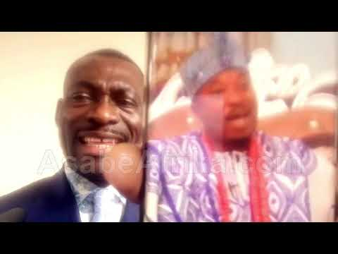"""""""I am the authentic Oluwo of Iwo -- London based Nigerian bizman claims in new video"""