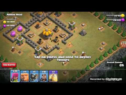 Clash of Clans (Arrow Head)