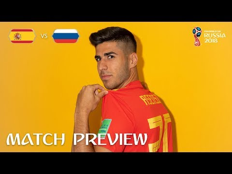 Marco ASENSIO (Spain) - Match 51 Preview - 2018 FIFA World Cup™