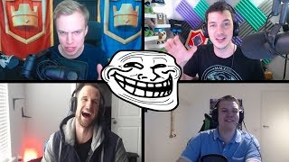 EVERYONE FORGOT HOW TO SPEAK 😂 | Clash Royale Funny Moments Of The Week #17