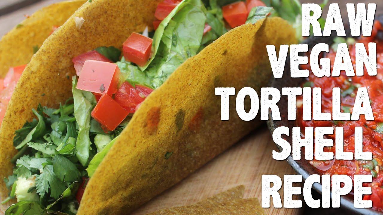 Best raw vegan taco recipe youtube forumfinder Choice Image