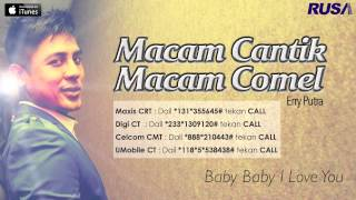Video Erry Putra - Macam Cantik Macam Comel [Official Lyrics Video] download MP3, 3GP, MP4, WEBM, AVI, FLV Agustus 2018
