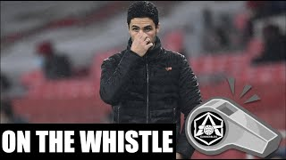 On the Whistle: Arsenal 03 Aston Villa  'Bring me the calves of Jack Grealish'