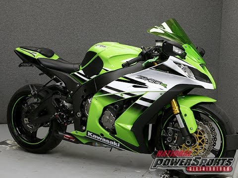 2015 Kawasaki Zx10r Ninja 1000 Abs 30th Anniversary National