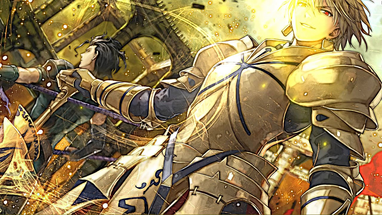 Wallpaper Engine Fatezero Gilgamesh King Of Heroes