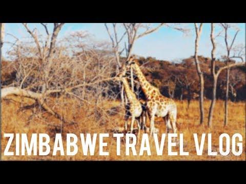 ZIMBABWE TRAVEL VLOG