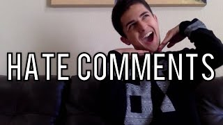 RESPONDING TO HATE COMMENTS #2 thumbnail
