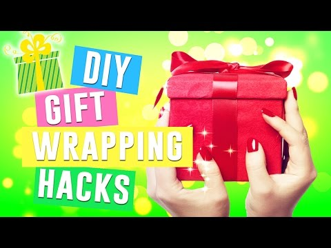 Download 11 Gift Wrapping Ideas & Hacks for the Holidays | How to Wrap Christmas Presents