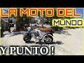 LA MEJOR MOTO DEL MUNDO HONDA DAX, Sumco Dingo es la replica, 7000 kilómetros sin problemas...