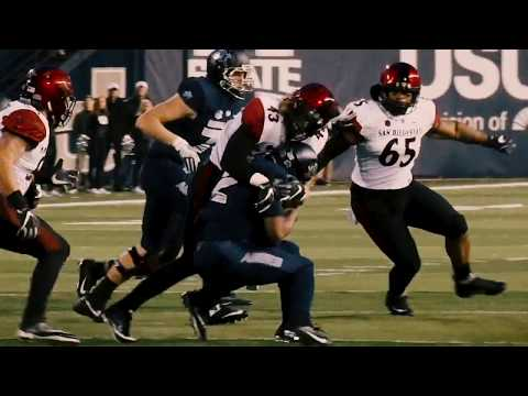 SDSU FOOTBALL: 2017 AZTECS FOOTBALL - ONE CITY. ONE TEAM. - 5/22/17