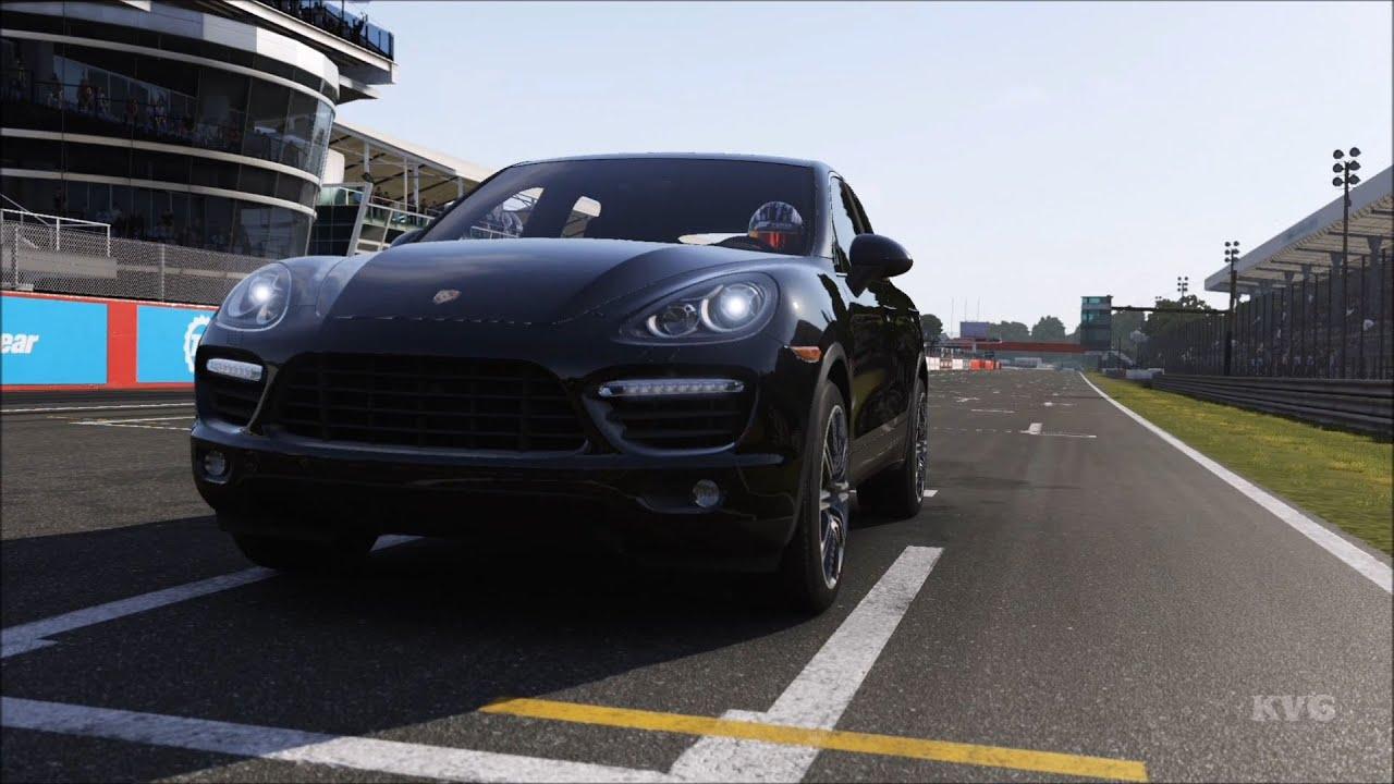 Porsche cayenne turbo 2012 forza motorsport 6 test drive gameplay xboxone hd 1080p60fps