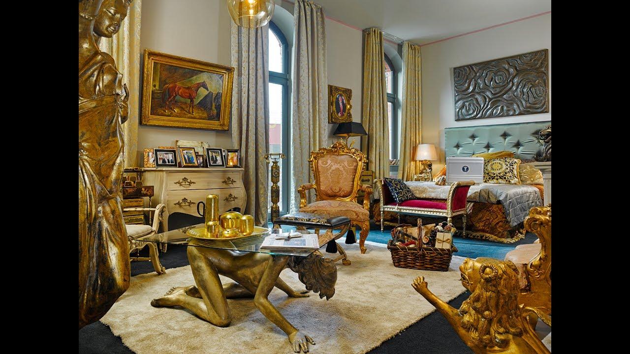 trump suite im 25hours hotel altes hafenamt hamburg aktion zum g20 gipfel youtube. Black Bedroom Furniture Sets. Home Design Ideas