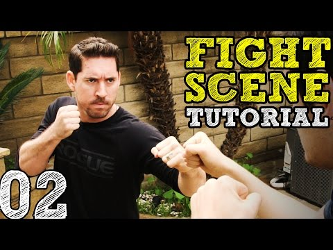 How to SHOOT a Fight Scene (taught by Stuntmen) Camera Tips