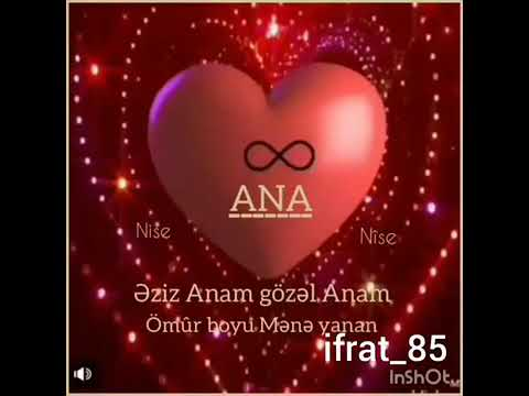Anaya Aid Gozəl Status Youtube