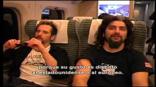 Dream Theater Riding The Train Of Thought Documental Subtitulado