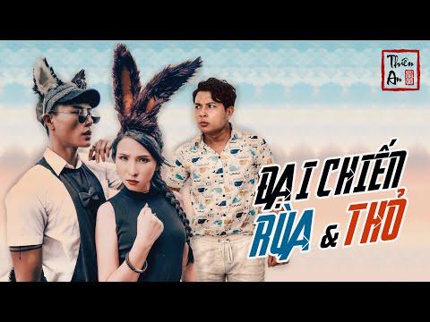 Nhạc Chế ĐẠI CHIẾN RÙA & THỎ   Thiên An   Battle Between The Turtle & The Rabbit Parody