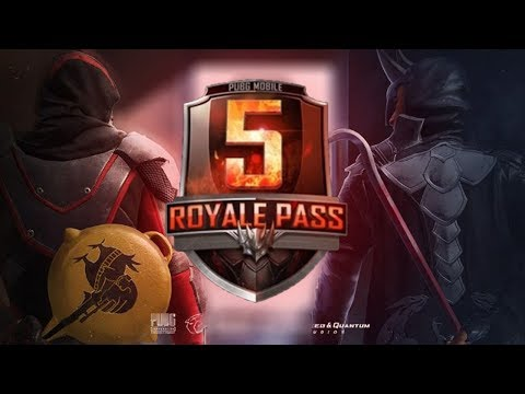 PUBG Mobile Season 5 100k Subscribers Elite Pass Giveaway
