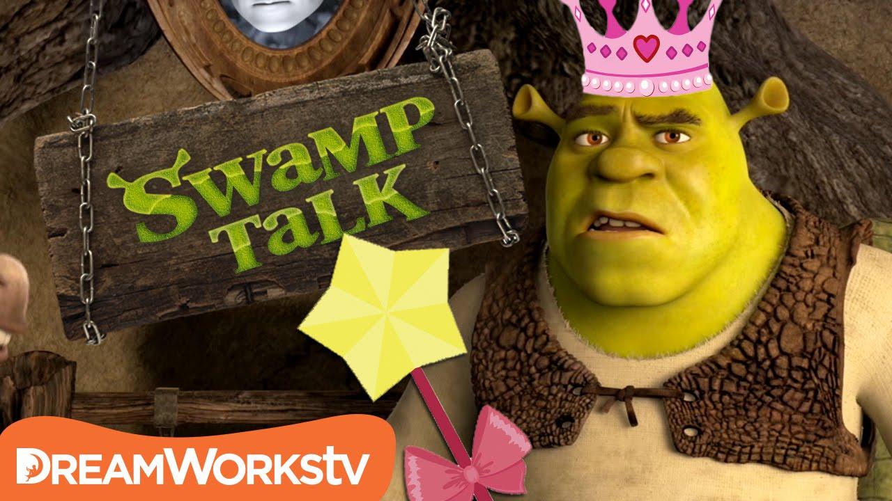 Princess Quiz Swamp Talk With Shrek And Donkey