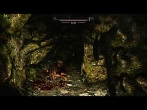 Let's Play Skyrim. The Adventures of Bjeorn Halfstag. (S01E07)
