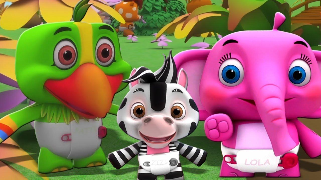 Murbei Semak Lagu Anak Kartun Anak Taman Kanak Kanak