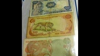 south vietnam viet nam vietnamese dong p bank note packs world money 1000 500 hot