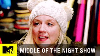 Middle of the Night Show | Emily Kinney in 'Remix the Night  ' | MTV