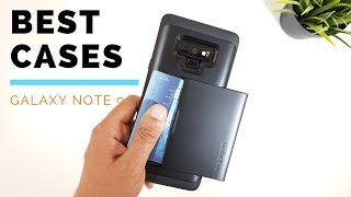 the Best Cases for the Galaxy Note 9: Top 5 Cases !
