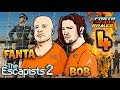 The Escapists 2 - Ep.4 S4 - Let's Play COOP avec TheFantasio974 et Bob Lennon FR HD
