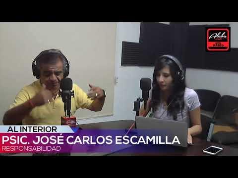 José Carlos Escamilla. Tema: Responsabilidad