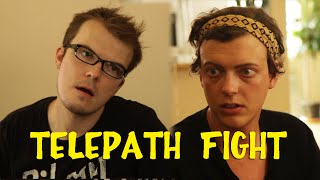 Repeat youtube video Telepath Fight