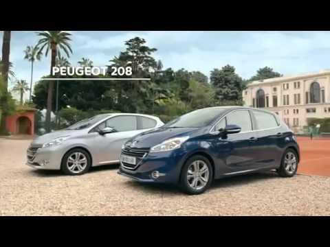 Canzone pubblicità Peugeot 208 con Novak Djokovic 2014 3