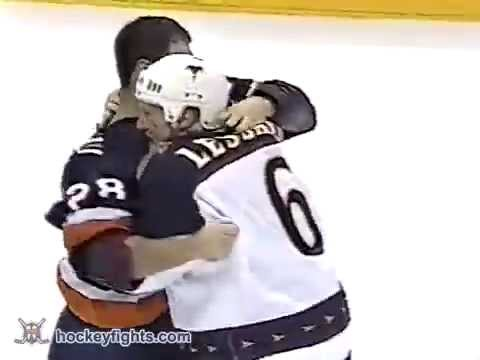 Jason Wiemer vs Francis Lessard Oct 19, 2002