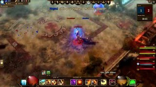Drakensang Online ~ Nice Capture the Flag Matches