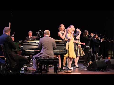 The von Trapps & Pink Martini -Kuroneko no tango