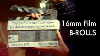 ReelDeal - 16mm Short Film - B-Rolls & Behind The Scenes