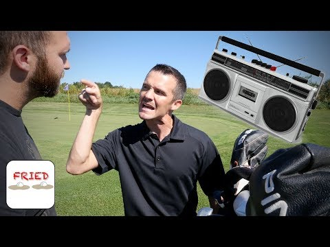 The Golf Shop: Music on the Golf Course
